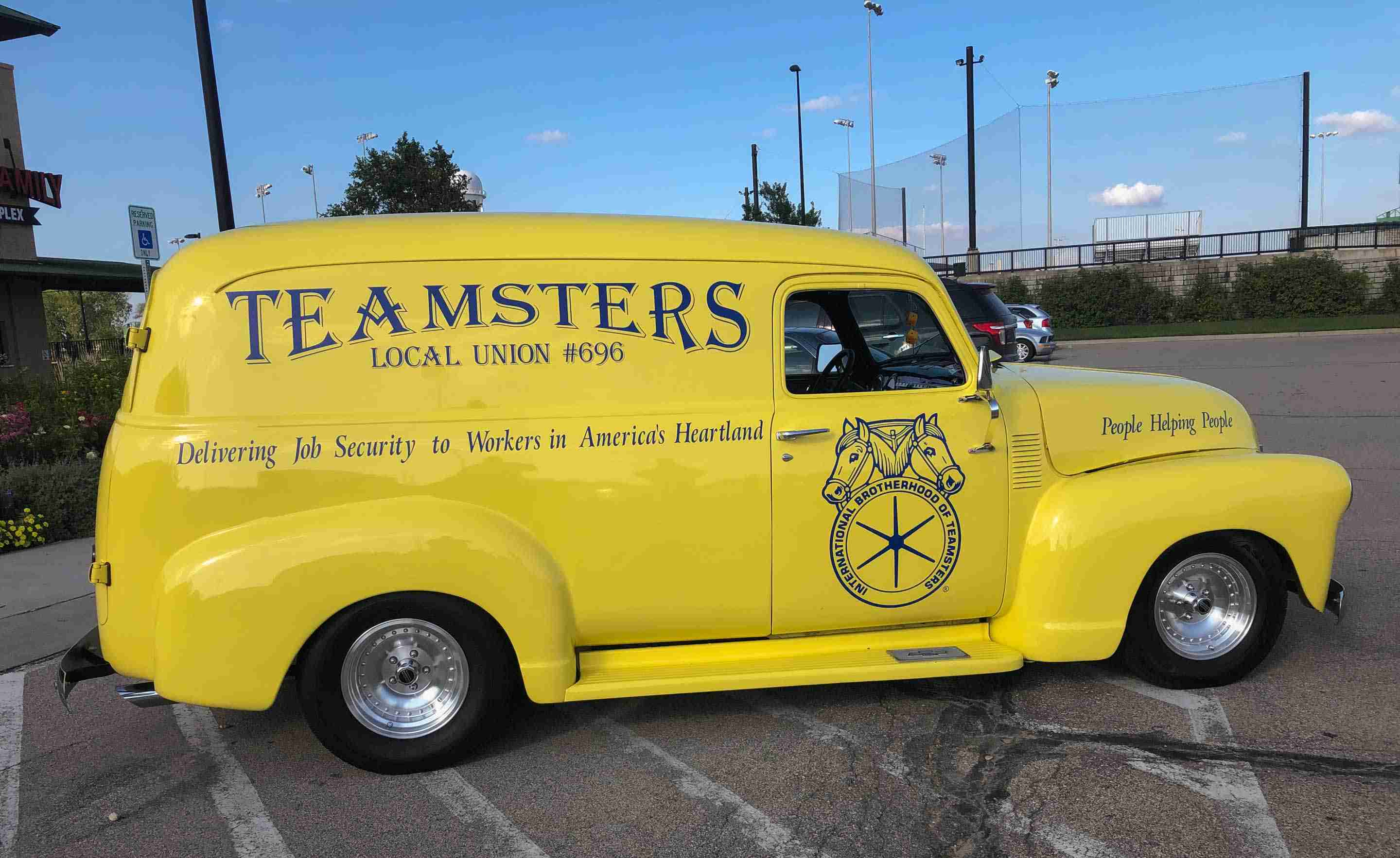 Teamsters Local 696